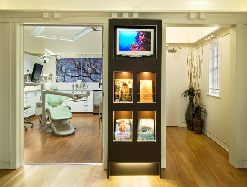 Dental Wellness interior fitout by McKibbin Design