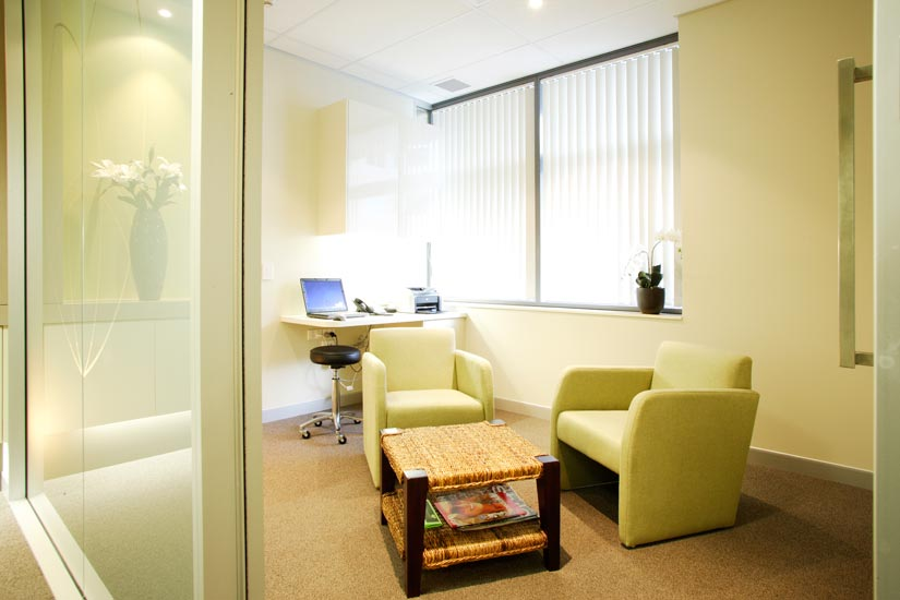 McKibbin Design The Varicose Vein Clinic room fitout