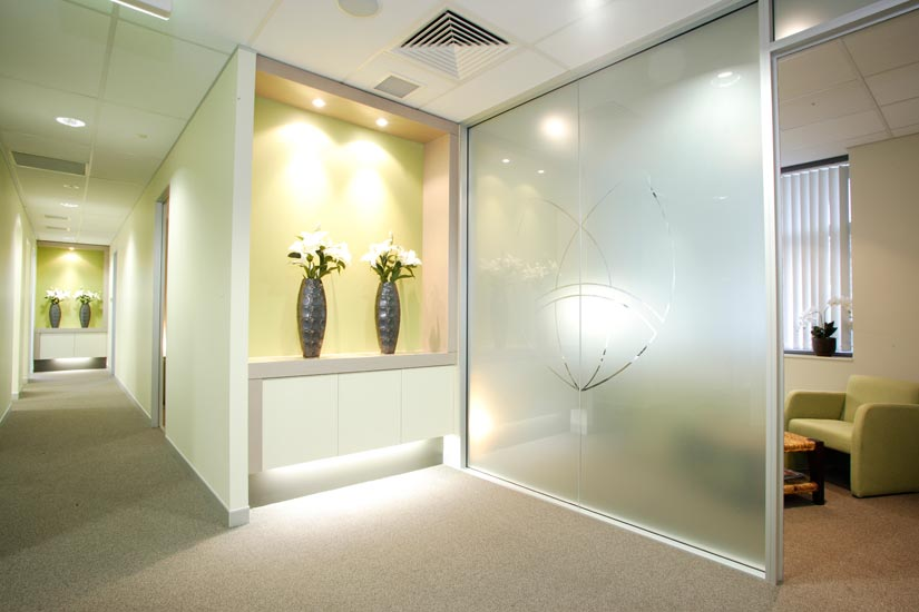McKibbin Design The Varicose Vein Clinic interior