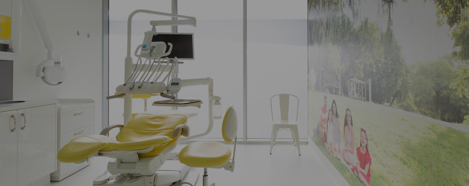 Queensland Country Dental practice fitout by McKibbin Design
